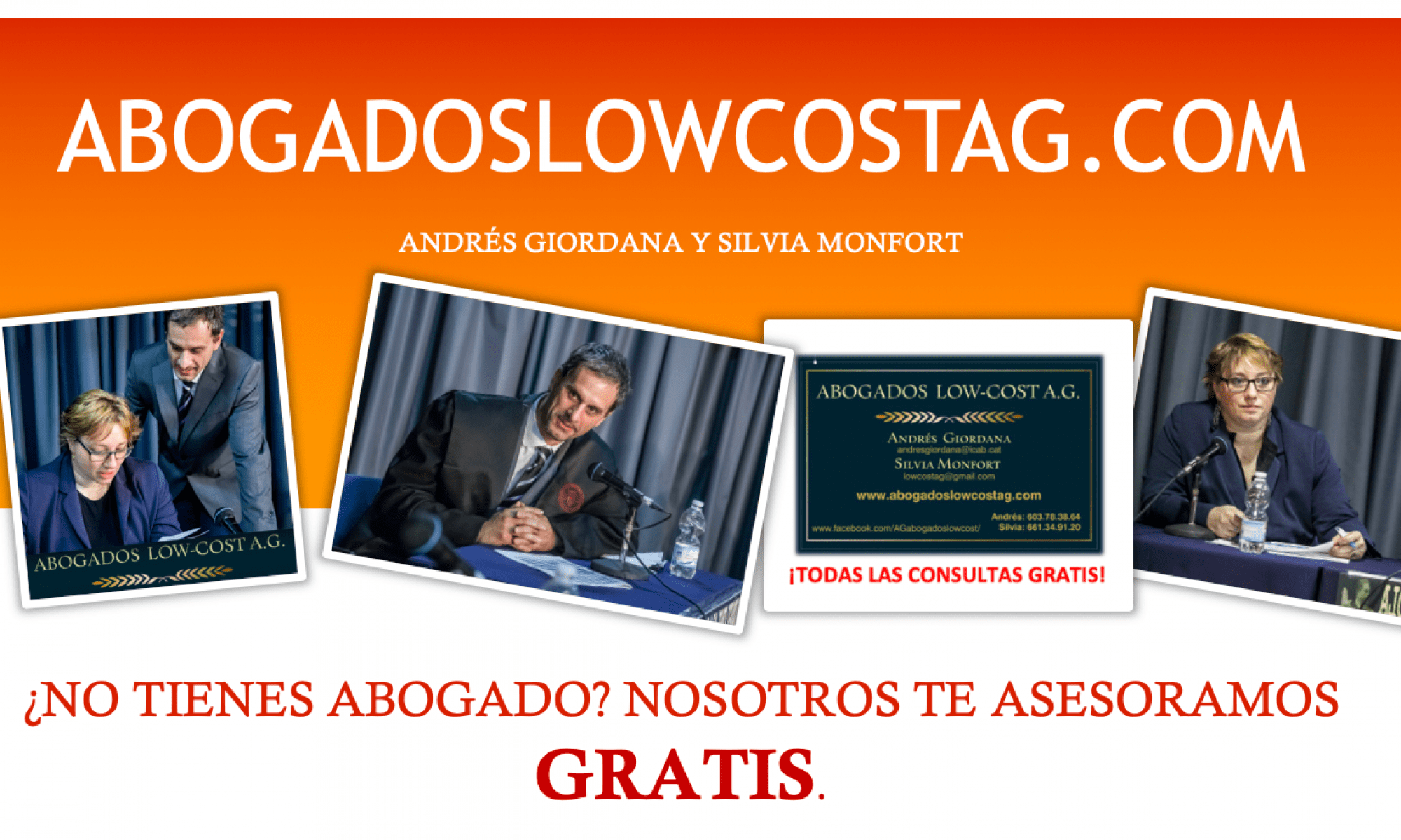 ABOGADOSLOWCOSTAG.COM